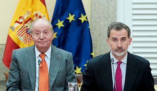 Skandal w hiszpańskiej rodzinie królewskiej. Były król nie wraca do kraju