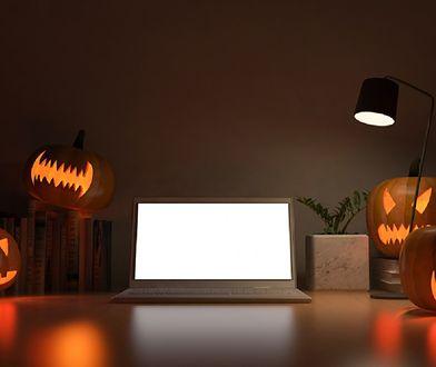 """Halloween ucztą dla hakerów. """"Czujność albo psikus"""". Uwaga na oszustwa w sieci"""