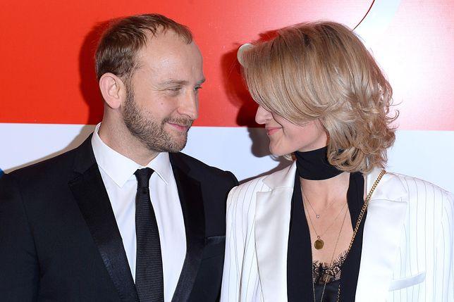 Borys Szyc i Justyna Nagłowska są parą już 6 lat.