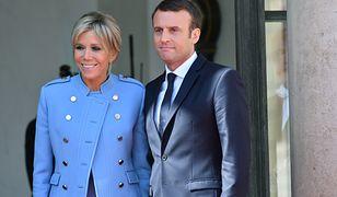 Związek Brigitte i Emmanuela od początku narażony był na przeciwności losu.