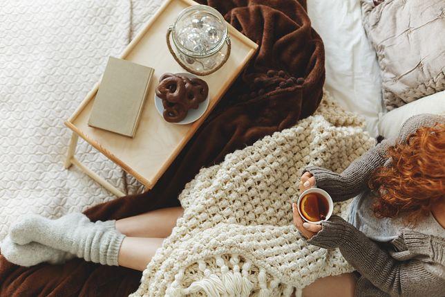 Zimowy relaks to kwintesencja przytulności