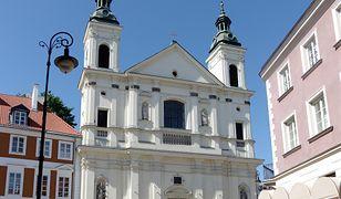 Warszawa. Przez koronawirusa zamknięto kościół i klasztor