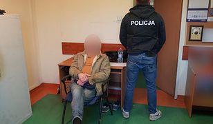Zabójstwo w Ząbkach. Podejrzany odpowiada. Policja przekazała szczegóły
