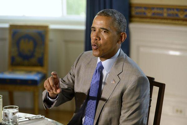 USA chcą rozejmu między Izraelem i Hamasem