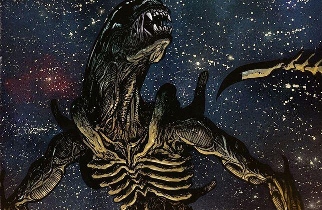 """Alien 3"" wg Williama Gibsona, wyd. Scream Comics, 2019"