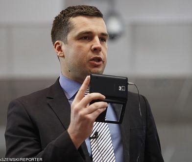Michał Rachoń zawieszony
