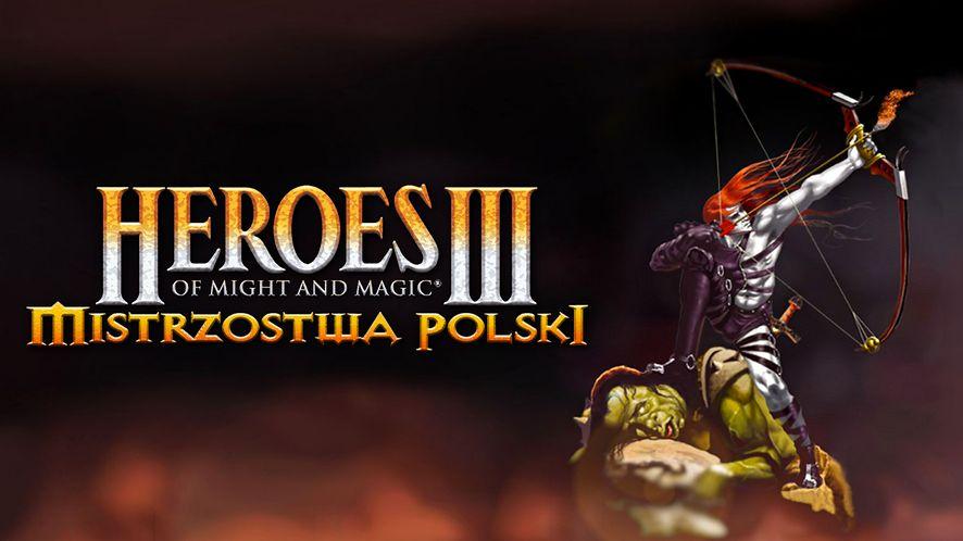 Już jutro poznamy Mistrza Polski w kultową grę Heroes of Might and Magic 3