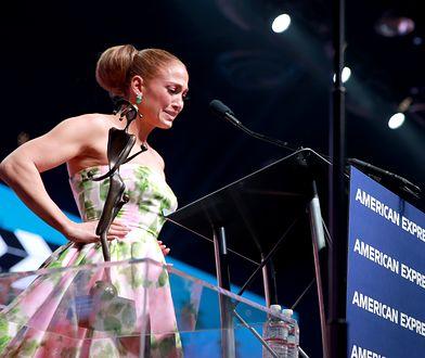 Jennifer Lopez w Palm Spring