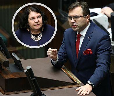 Rzecznik dyscyplinarny PiS sprawdza szczepienie Zbigniewa Girzyńskiego. Poseł złoży mandat?
