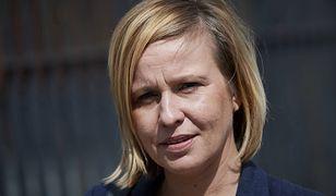 Magdalena Filiks trafiła do szpitala