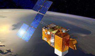 Francusko-włoski satelita Athena-Fidus