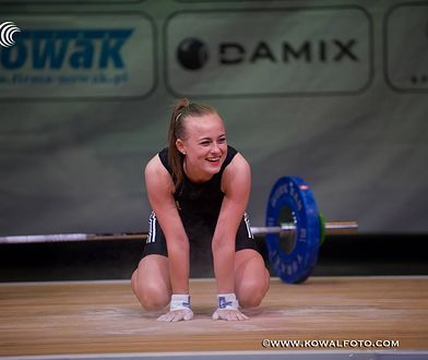 Na siłownię chodziła przez dwa tygodnie, gdy zdecydowała się wystartować w pierwszych zawodach