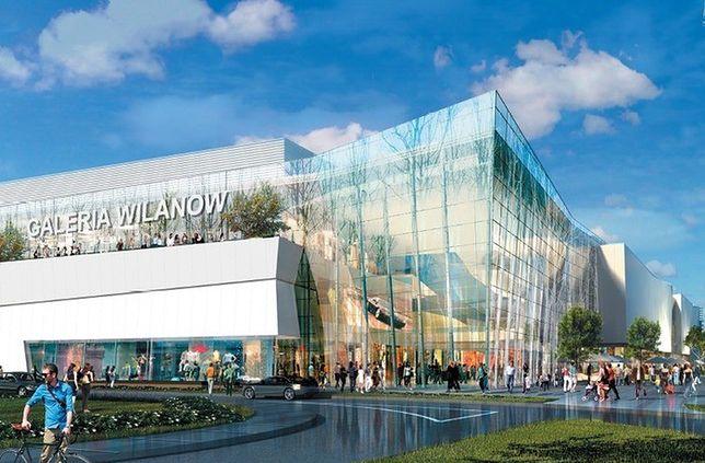 Mieszkańcy Miasteczka Wilanów chcą galerii handlowej