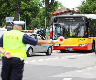 Warszawa. Ratusz informuje o wynikach badań toksykologicznych kierowcy autobusu