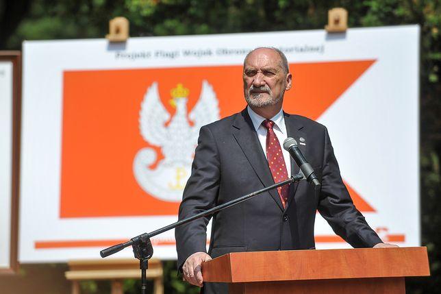 MON wysłał prezydentowi listę awansów generalskich. To głównie ludzie Antoniego Macierewicza