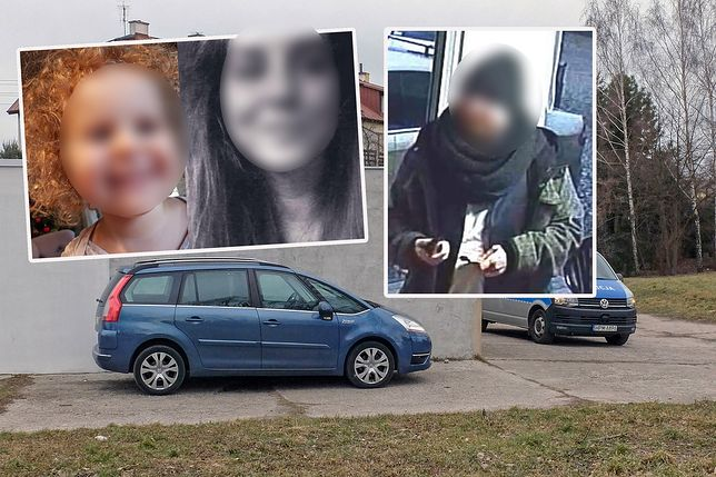 Natalia i Amelka zostały odnalezione w piątek tuż po godz. 16.
