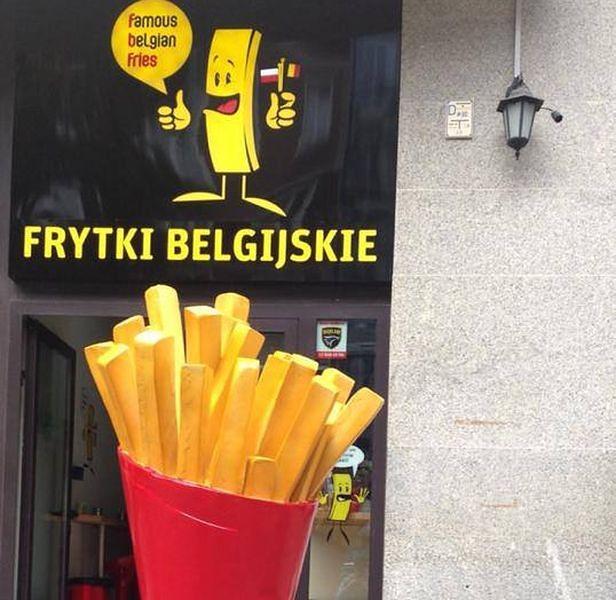 Nowe miejsce: FB Fries