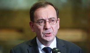 Sejm debatuje nad odwołaniem szefa MSWiA i koordynatora służb specjalnych Mariusza Kamińskiego