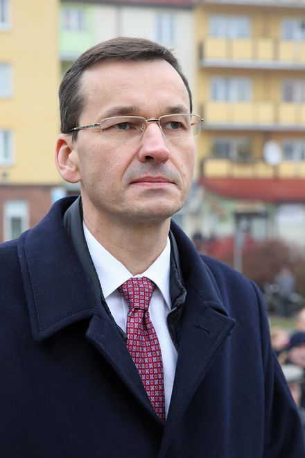 Mateusz Morawiecki, minister do Spraw Rozwoju