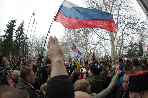 Prorosyjski deputowany z Krymu: wojna dopiero się zaczyna