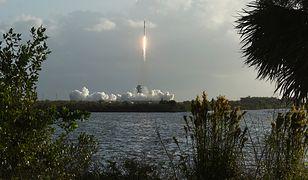 Nowe satelity Starlink już na orbicie. Kosmiczny pociąg coraz dłuższy (Photo by Paul Hennessy/NurPhoto via Getty Images)