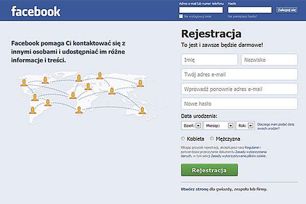 Facebook: strona z dokumentami ze śledztwa ws. afery podsłuchowej zablokowana