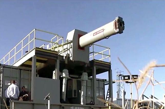 USA testują broń elektromagnetyczną