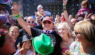 Pol'and'Rock zrzesza tysiące fanów muzyki