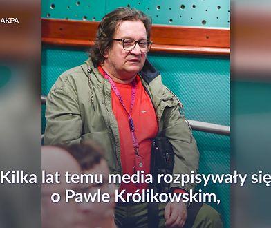Odmieniony Paweł Królikowski. Miał zadbać o swoje zdrowie