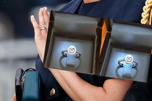 Meghan Markle jest wielbicielką diamentów syntetycznych