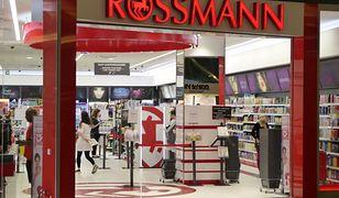 Promocja w Rossmannie trwa od 16 października do końca miesiąca