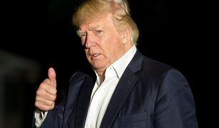 Trump zwolnił dyrektora FBI