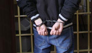 Mężczyźnie grozi kara nawet 10 lat więzienia
