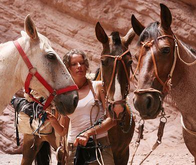Monika Filipiuk-Obałek zawsze marzyła o podróży konno przez Amerykę Południową