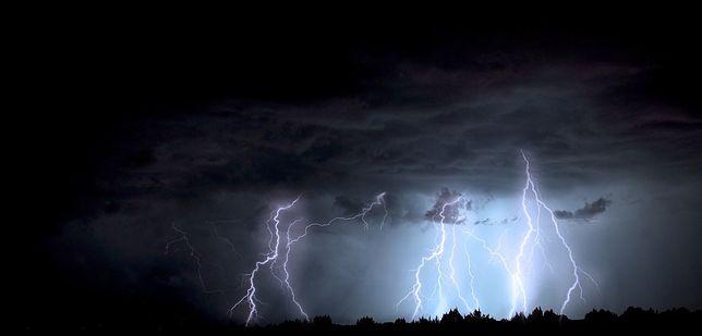 Gdzie jest burza? Sobota 22 sierpnia