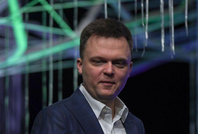 Szymon Hołownia zaszczepi się na koronawirusa