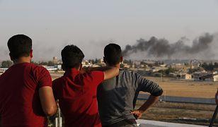 """Syria. Turcja zaatakowała cywili. """"W konwoju francuscy dziennikarze"""""""