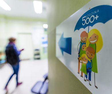 """Nowy okres świadczeniowy w programie """"Rodzina 500+"""" rozpoczął się 1 października 2017 r."""