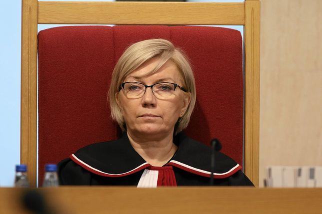Prezes Trybunału Konstytucyjnego Julia Przyłębska.
