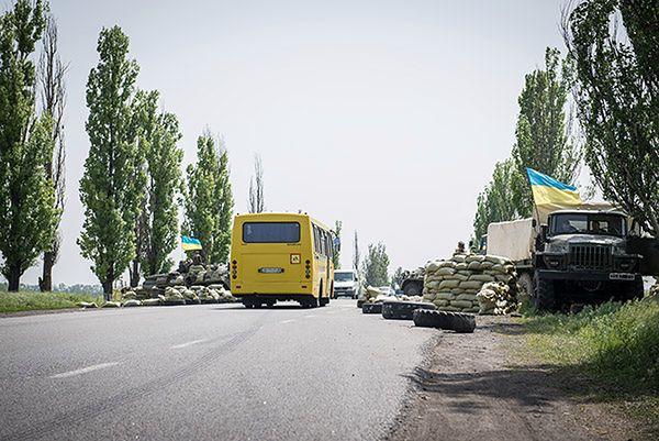 Pogarsza się sytuacja uchodźców na Ukrainie