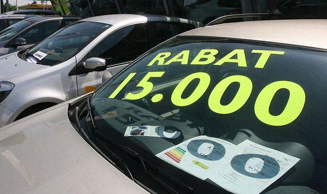 Wzrost sprzedaży nowych samochodów na początku 2014 r.