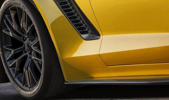 Chevrolet Corvette Z06 może mieć nawet 600 KM