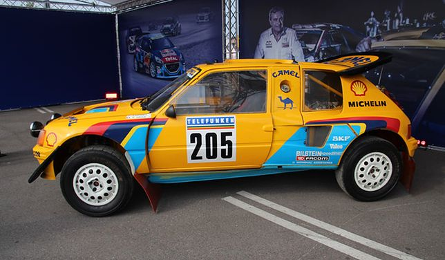 Historia Peugeota w Dakarze: droga do sukcesu