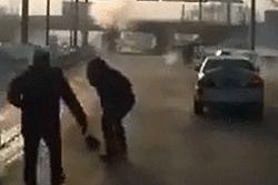 #dziejesiewmoto [59]: człowiek ze stali, kolejny Frog i wypadek kolarzy