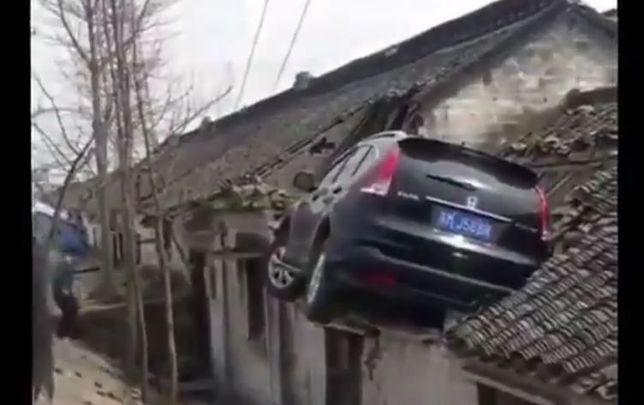#dziejesiewmoto: najgorszy kierowca świata