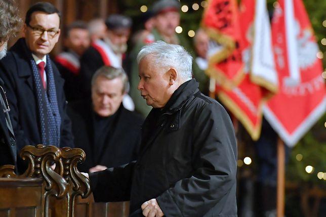 """Michał Kamiński w """"Die Welt"""": UE ogranicza głód władzy Jarosława Kaczyńskiego"""