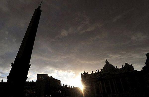Strona Watykanu zaatakowana przez Anonymous