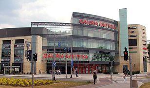 Galeria Bałtycka na gdańskim Wrzeszczu.