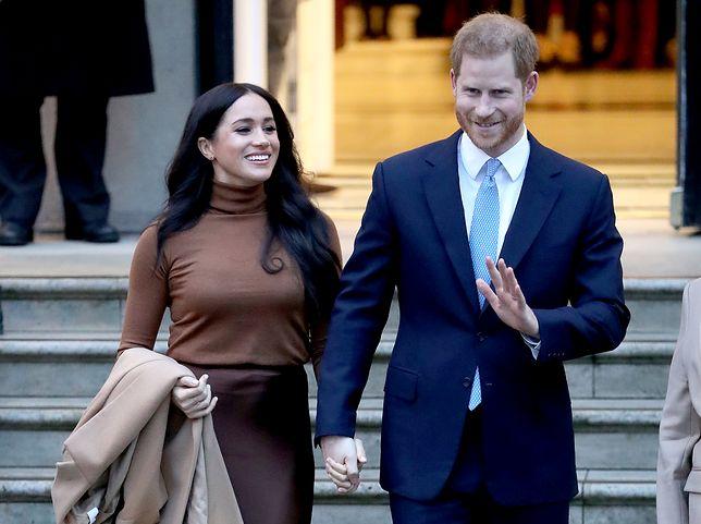 Książę Harry nie może podjąć pracy. Będzie utrzymywany przez Meghan Markle?