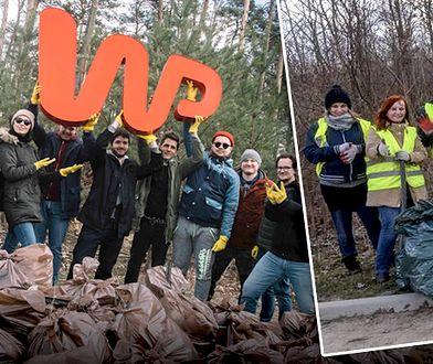 """""""Dziennik Bałtycki"""" podjął nasze wyzwanie #Trashchallenge"""